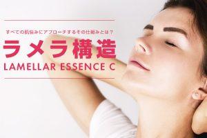 《ラメラ構造を整える化粧品》すべての肌悩みにアプローチするその仕組みとは?