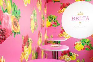 3日間限定のBELTA cafeに行ってまいりました!